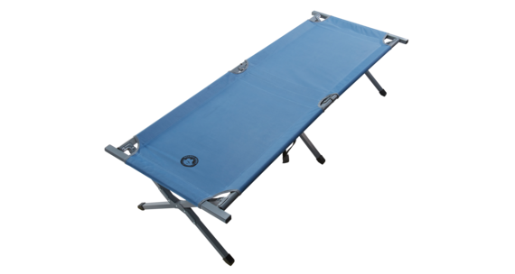 Grand Canyon Alu Camping Campingbed Extra Strong M grijs/blauw